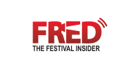 Logo FRED - The Festival Insider